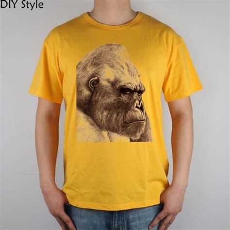T Shirt Best Kong Skull Island Terbaru buy wholesale gorilla skull from china gorilla