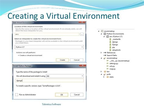 django creating virtual environment django app deployment in azure by saurabh agarwal