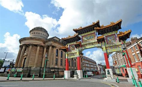 new year chinatown liverpool liverpool s chinatown could die in five or 10 years if