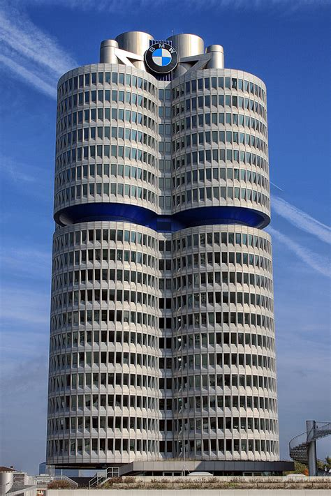 Building 4 file bmw vierzylinder tower muenchen jpg wikimedia commons