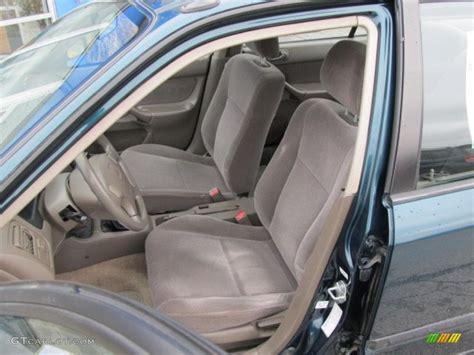 1996 Honda Civic Interior by 1996 Honda Civic Dx Sedan Interior Photo 46791339