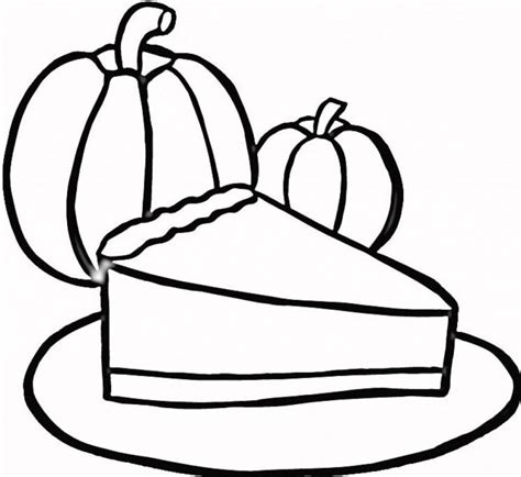 Coloring Pages Of Pumpkin Pie | coloring page of a pumpkin coloring home