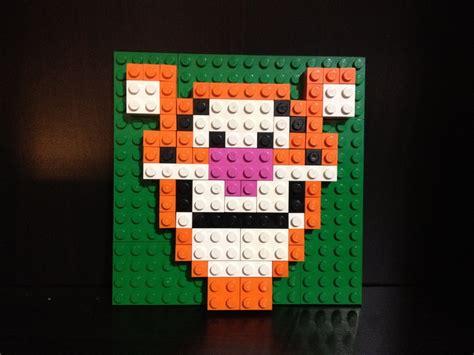 Lego Papan Lego 16x16 Board tigger lego disney lego custom lego lego and mosaics