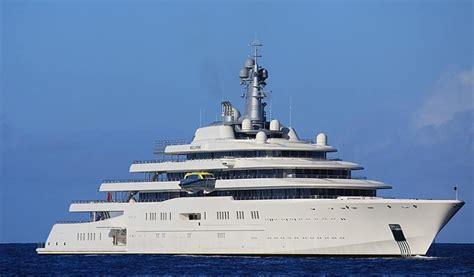 jacht van abramovich image gallery chelsea owner roman abramovich s stunning