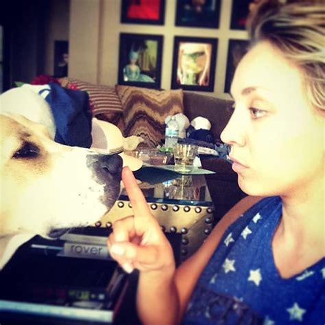 Kaley Cuoco Social Media Photos ? Instagram, August 2014