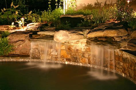 Modern Landscape Lighting Modern Landscape Lighting Design Decosee