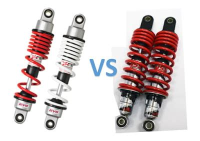 Shock Kayaba Zeto 360 Review Shock Breaker Motor Kayaba Zeto Z Vs Yss Top Up