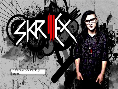 imagenes en 3d de skrillex skrillex