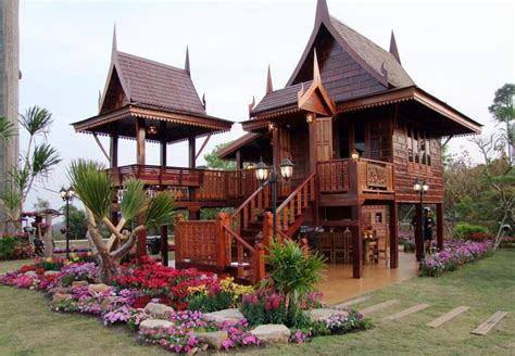 Small House Designs Thailand Traditional Thai House Thailand Everyday