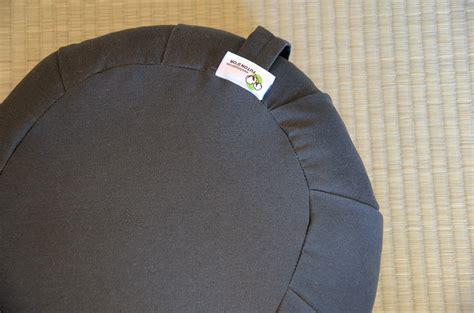 coussin zafu coussin de m 233 ditation zafu en coton futon d or matelas naturelsfuton d or matelas naturels