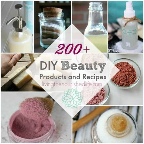 Handmade Cosmetics Recipes - 200 diy products and recipes the ultimate list