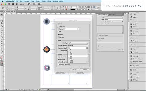 indesign creating interactive pdf how to create interactive workbooks using indesign 187 the