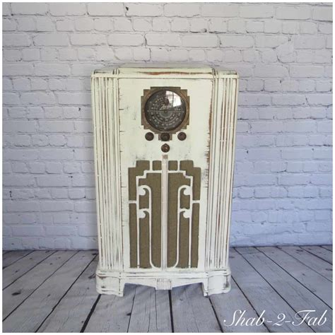 shabby chic antiques shabby chic antique radio guest post country chic