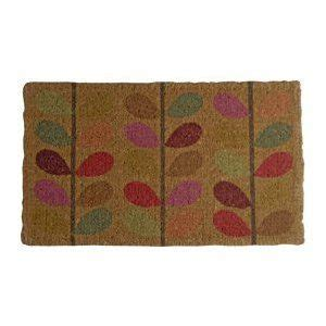 Orla Kiely Doormat by Orla Kiely Stem Print Doormat Co Uk Kitchen
