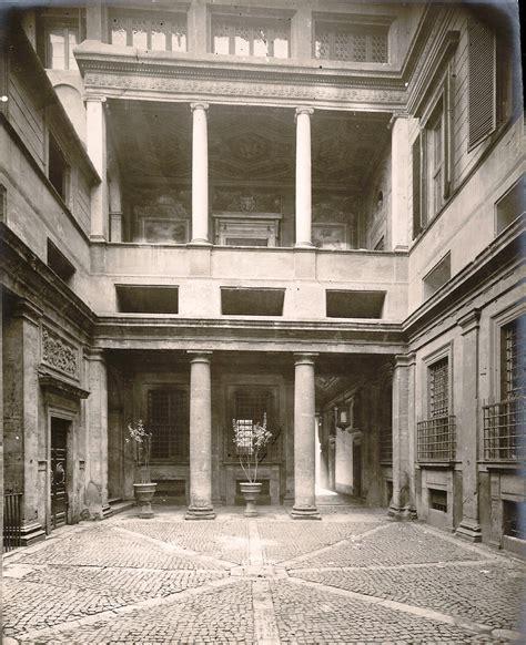 il cortile roma cortile palazzo massimo roma instaurata