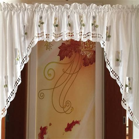 popular kitchen valance styles buy cheap kitchen valance