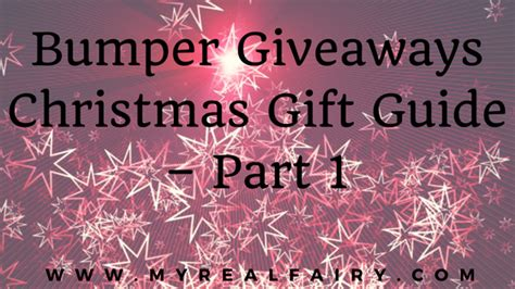 2006 Gift Guide Part 1 by Bumper Giveaways Gift Guide Part 1