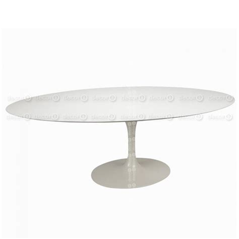 Tulip Oval Dining Table White Dining Table Oval Table Hong Kong Tulip Style Oval Dining Table White Decor8