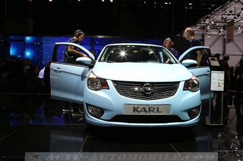 Nouvelle Opel Karl 2020 by Opel Karl 224 Partir De 9990 Euros