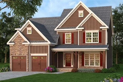 Square Home Plans Traditional Plan 2742 Square Feet 4 Bedrooms 2