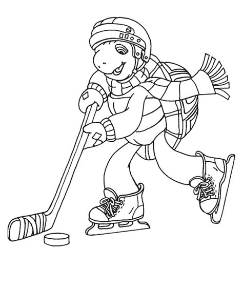 coloring pages ice hockey ice hockey coloring pages coloring home