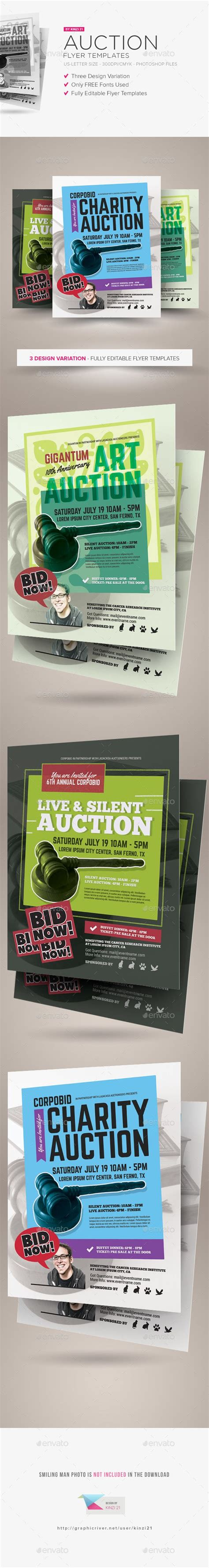Auction Flyer Templates Flyer Template Template And Event Flyers Auction Flyer Template