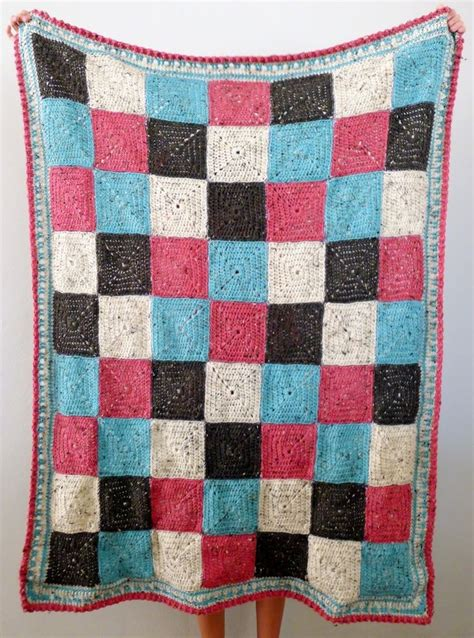 Easy Patchwork Blanket - 1567 best images about crochet ii afghans blankets