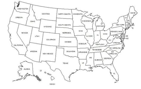 united states map cad drawing map of america 50 states america map