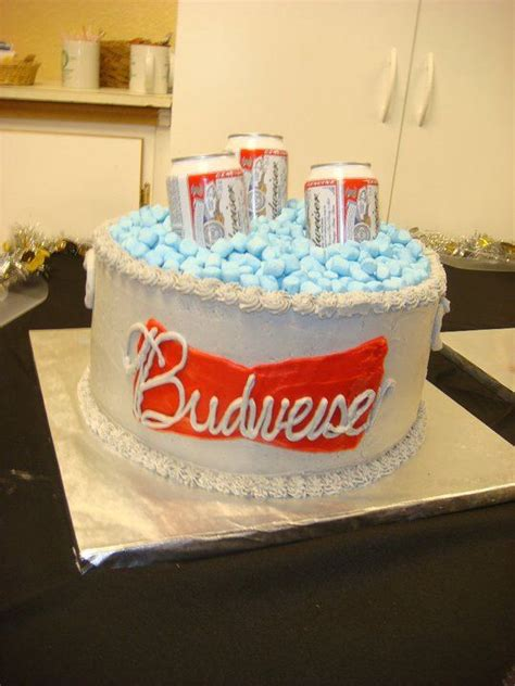 budweiser beer cake 25 best images about busch light cakes on pinterest