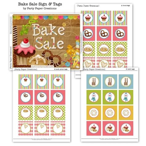printable sale tags free 10 best images of bake sale printable tags free