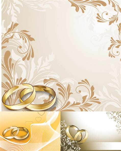 free wedding card designer wedding vector graphics page 11
