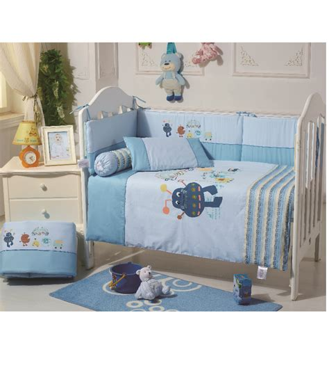bed for twins baby twins baby bedding set 6 pieces mini monsters