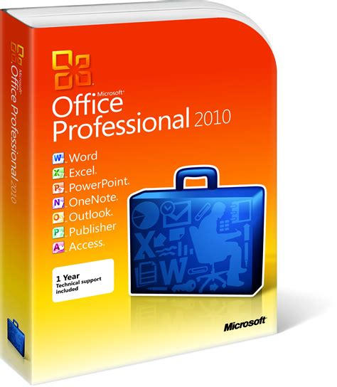 Microsoft Office Pro by Microsoft Office Professional 2010 Instant