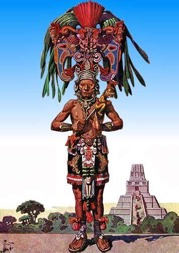 imagenes de vestimentas aztecas las antiguas civilizaciones americanas mayas y aztecas