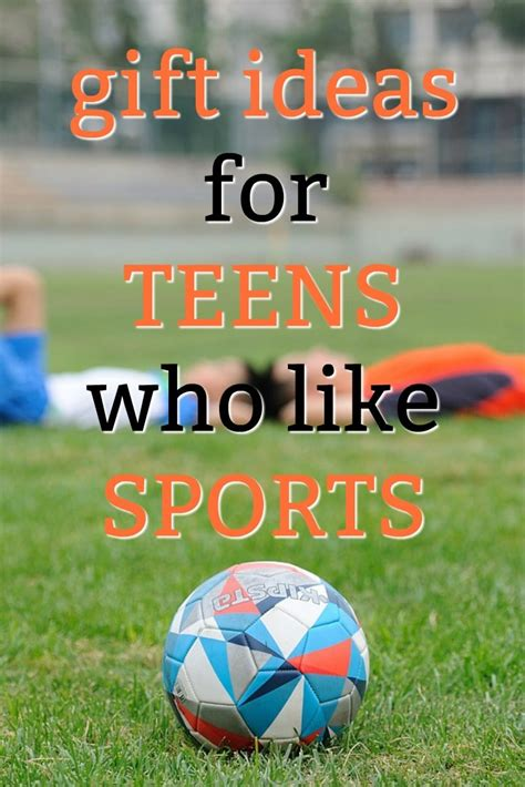 gift ideas  teens   sports unique gifter