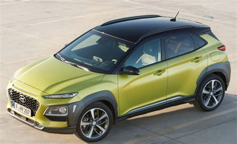 2020 Hyundai Kona Release Date by 2020 Hyundai Kona Sports Preview Pricing Release Date