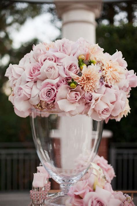 12 stunning wedding centerpieces part 15 the magazine - A Centerpiece