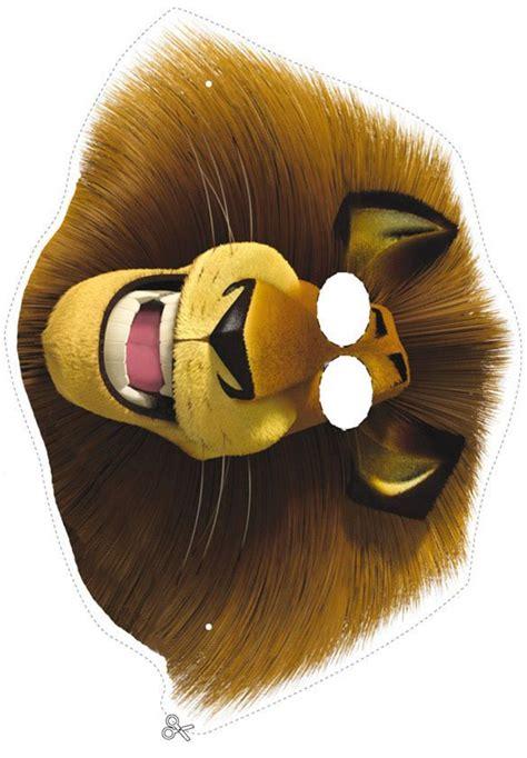 Masker Hello Naturgo Original 2 artes manuais de madagascar 2 m 225 scara do alex o rei le 227 o pt hellokids