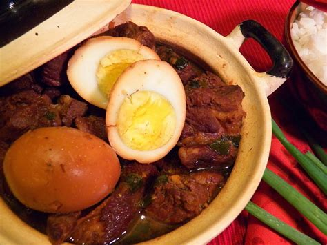 vietnamese comfort food caramelized pork and eggs in good flavor great recipes