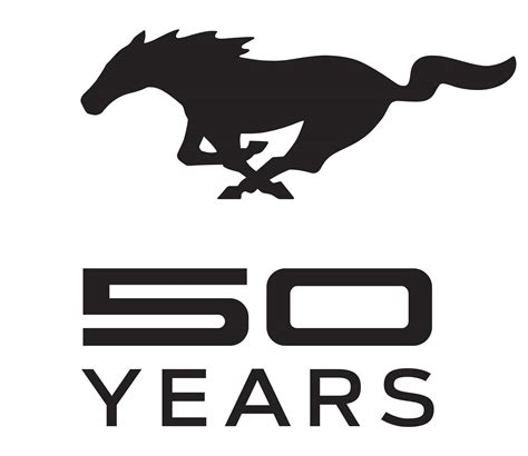 logo ford mustang cue the merchandise ford launches new logo to celebrate