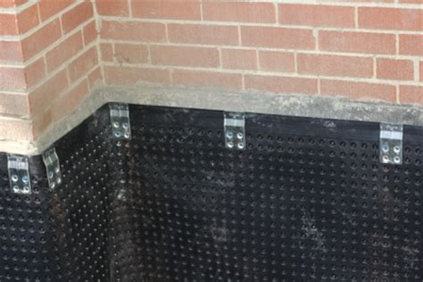 waterproofing vs d proofing