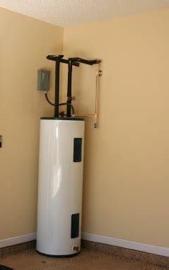 Daalderop Electric Water Heater electric water heaters narrow path plumbing