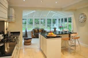 kitchen conservatories kitchen conservatory ideas