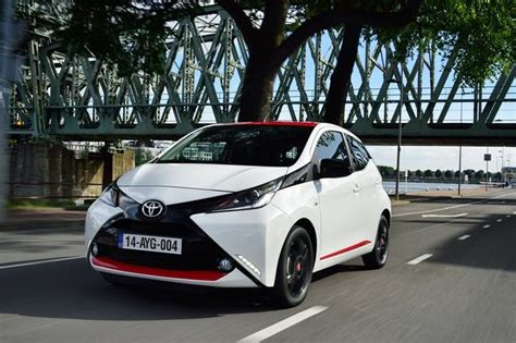 Auto Tuning X Factor by New Toyota Aygo Has The X Factormotorshow Motorshow