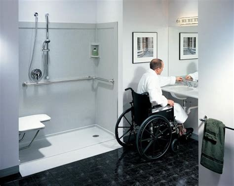 handicapped bathroom design best 25 ada bathroom ideas on handicap