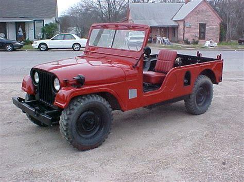 jeep m170 1954 m170 willys ambulance kansas