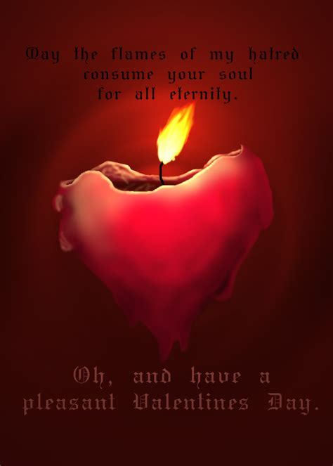 anti valentines anti valentines day card by atakino zane on deviantart