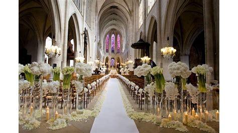 decoracion iglesia para boda economica decoraci 243 n de la iglesia para la boda youtube