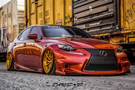 100 Tuned Lexus Is350 2014 Lexus Is350 Tuned On