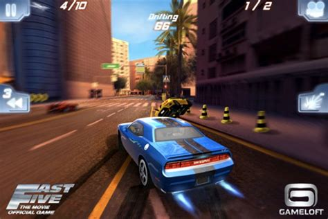 full free download java game fast five touchscreen 240x400 mobile java game mobile